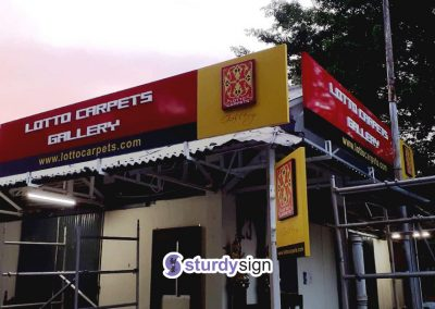 Outdoor Signage Supplier