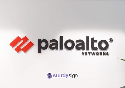 Paloalto Office Signage