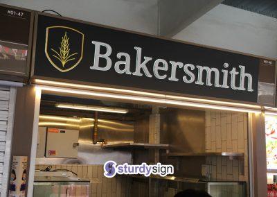 food-centre-signage-board